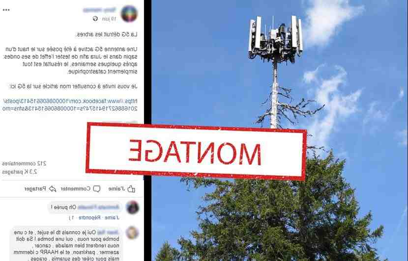 Comment sont les antennes 5G ?