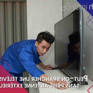 Comment avoir la télé dans sa chambre sans prise antenne ?