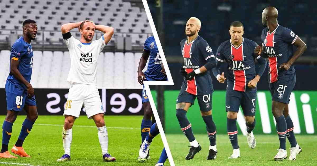 Le PSG sauve la France à l'indice UEFA !