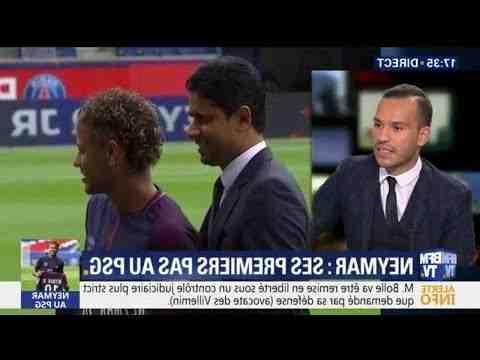 PSG : Neymar commence à inquiéter Nasser Al-Khelaïfi