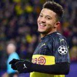 PSG : un intérêt pour Jadon Sancho en cas de départ de Mbappé ?