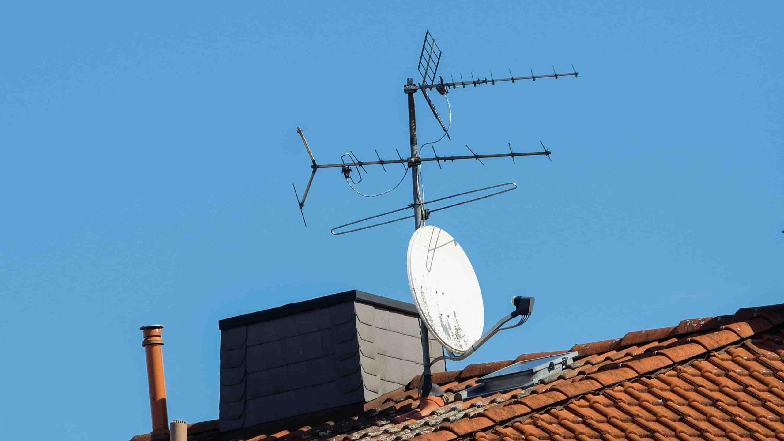 Quelle antenne pour la TNT réception difficile ?