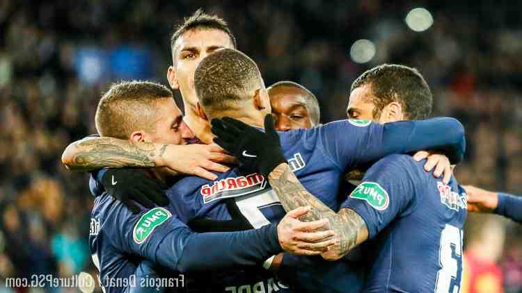 12/05/21- 23:03 - Kean marque, Paris en finale !