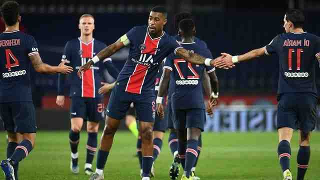 PSG : lourde suspension pour Presnel Kimpembe