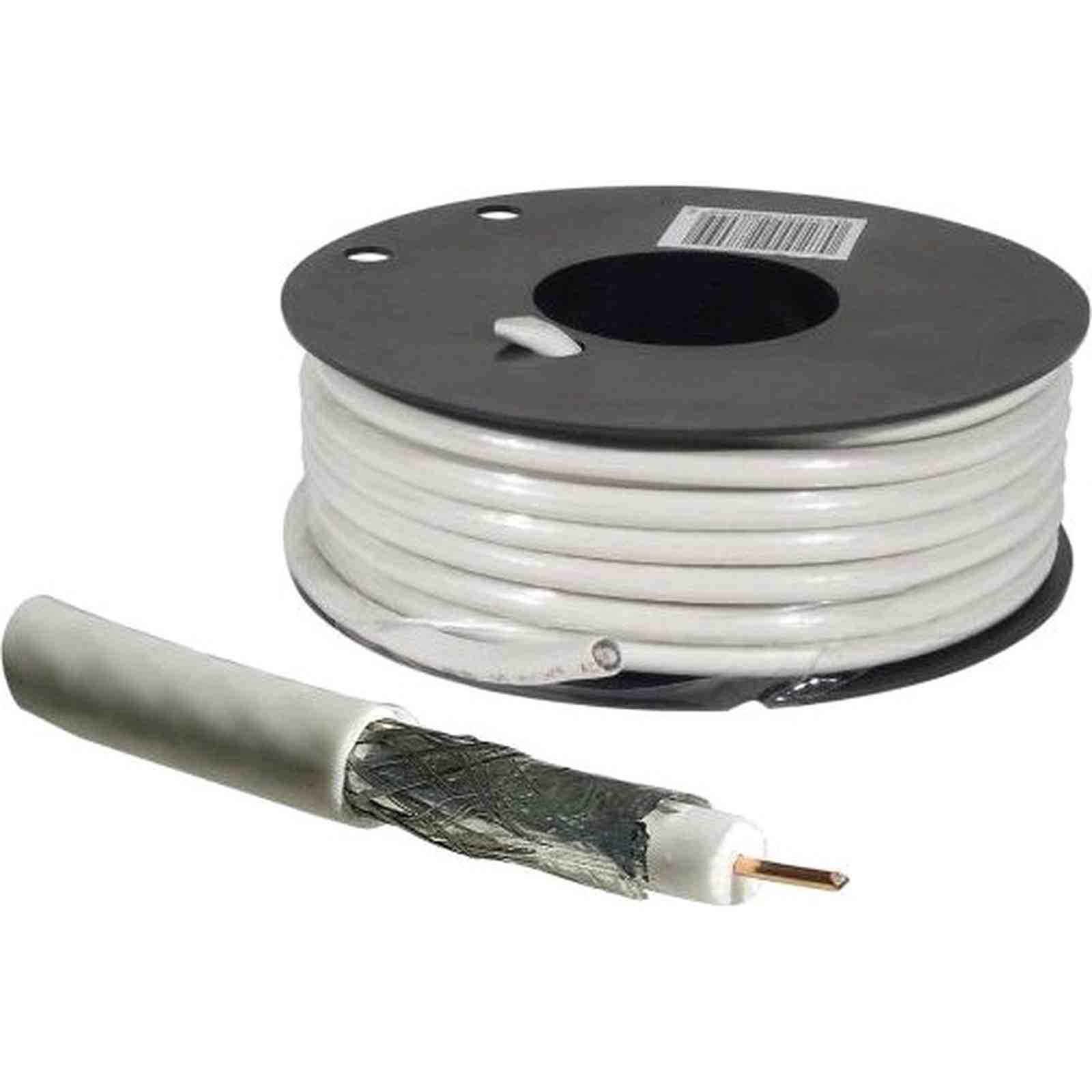 Quel cable coaxial choisir pour la TNT ?