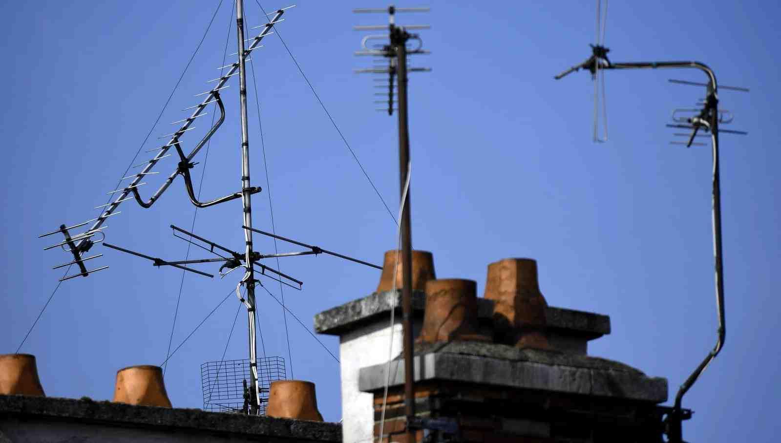 Antenne rateau