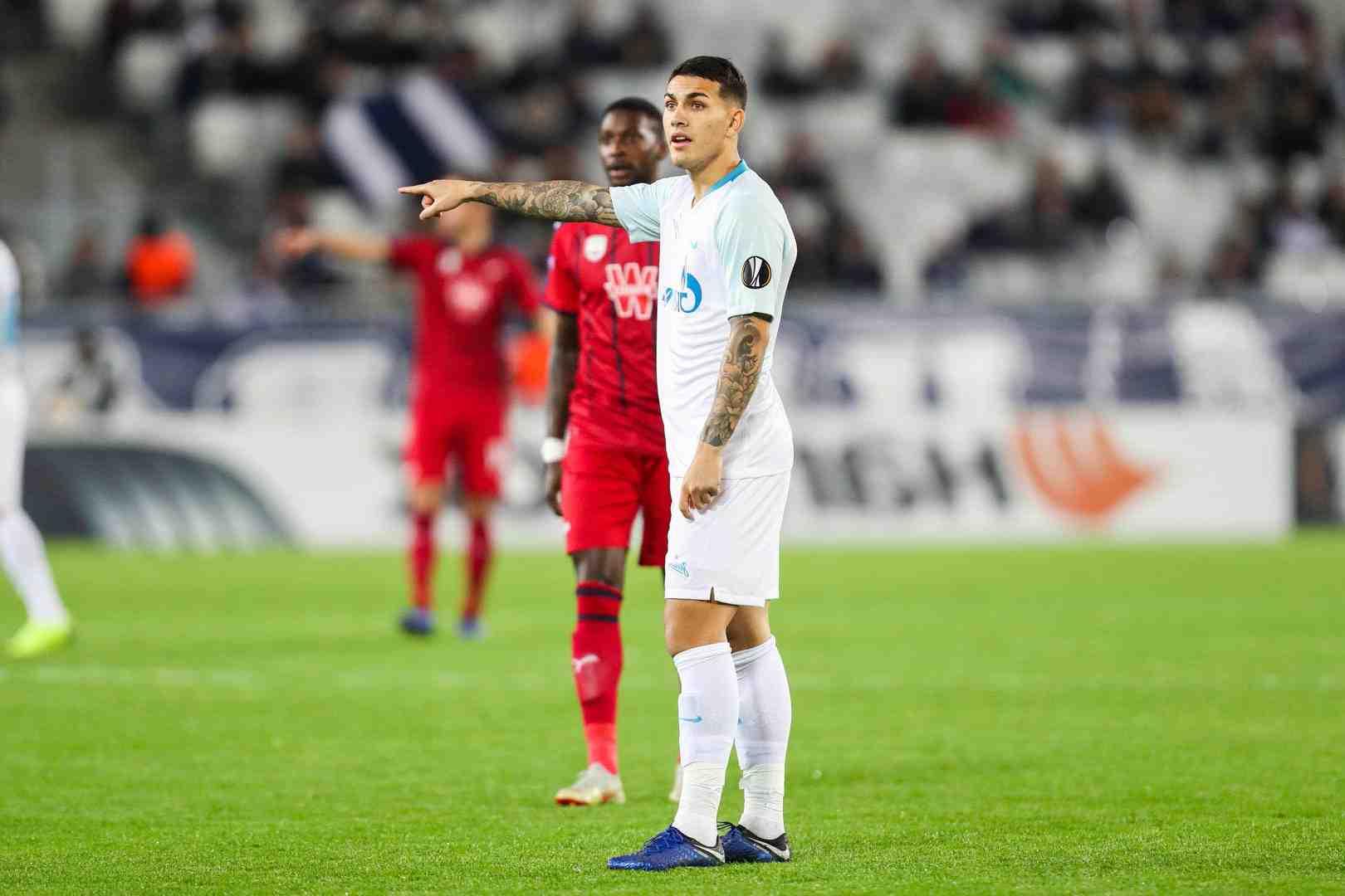 PSG : Combien Leandro Paredes sur ce mercato ?