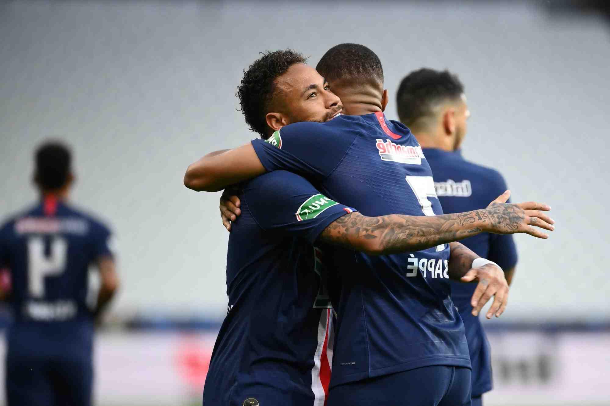PSG : Sergio Ramos confirme l'appel de Neymar