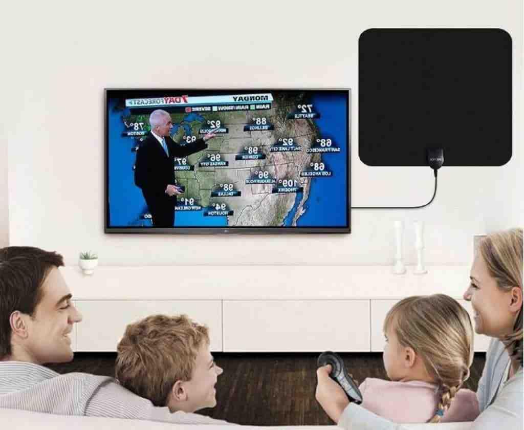 Comment régler une antenne TV intérieur ?