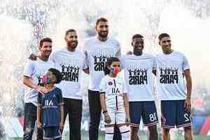 PSG : après la signature de Messi, Papin estime «anormal que ce soit un pays qui dirige un club»