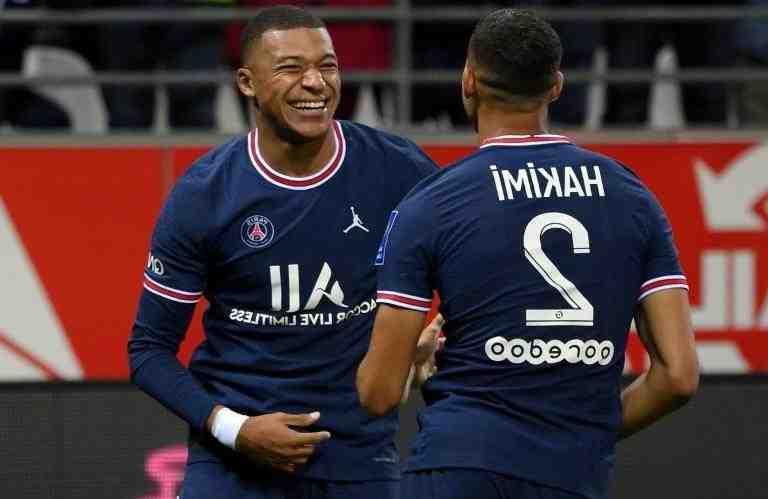 Reims-PSG (0-2) : revivez le succès parisien, marqué par la première de Messi et le doublé de Mbappé