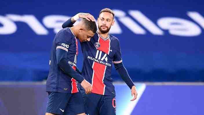 Le PSG a proposé 45 M€ par an à Kylian Mbappé !